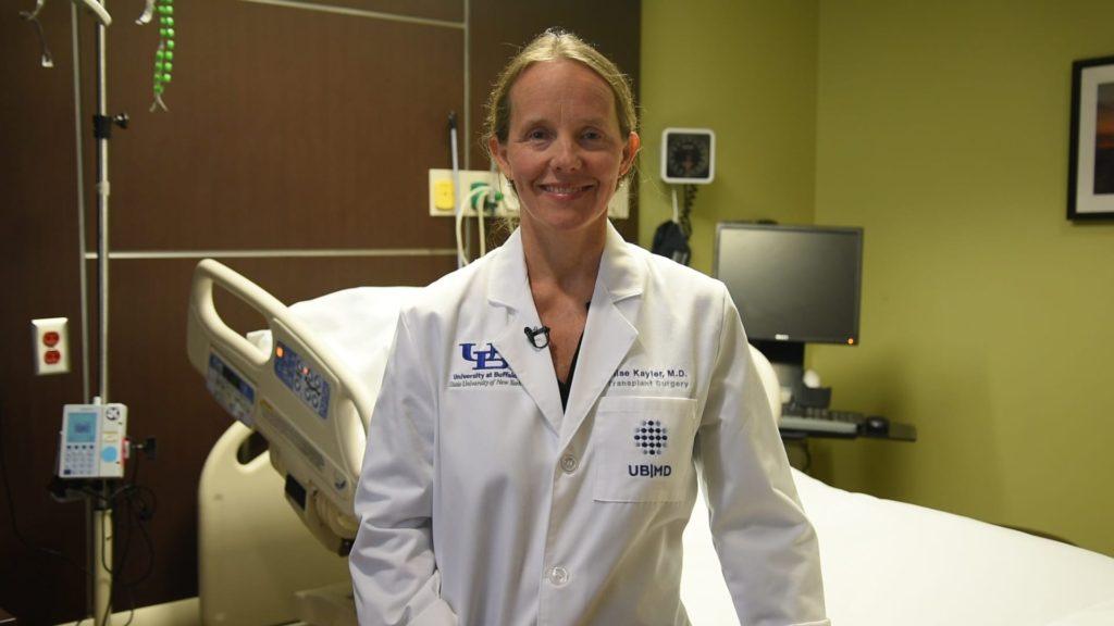 Dr. Kayler Kidney Transplant