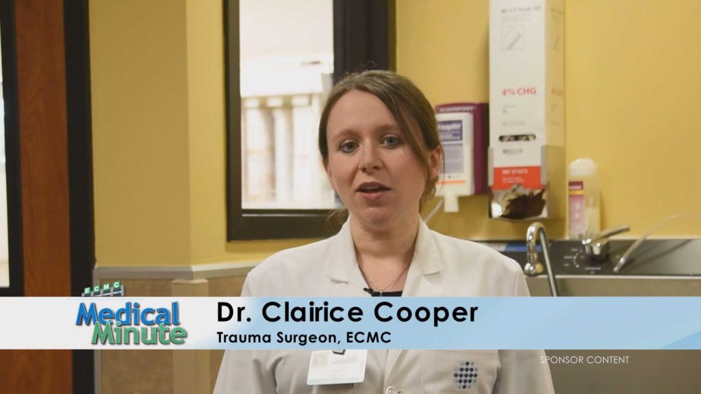ECMC Medical Minute Dr. Cooper Drowsy Driving