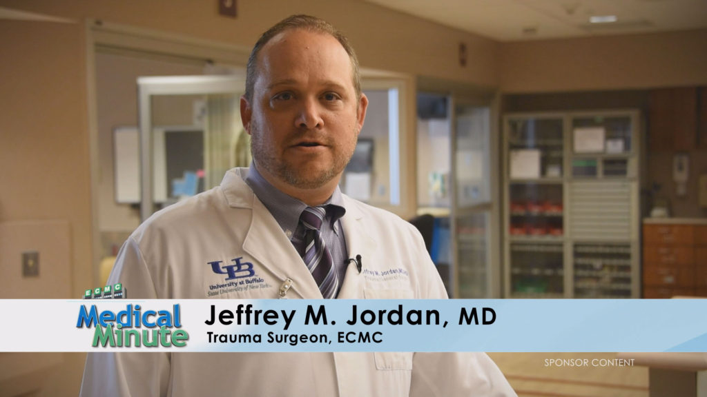 ECMC Medical Minute Dr. Jordan Hunting Safety