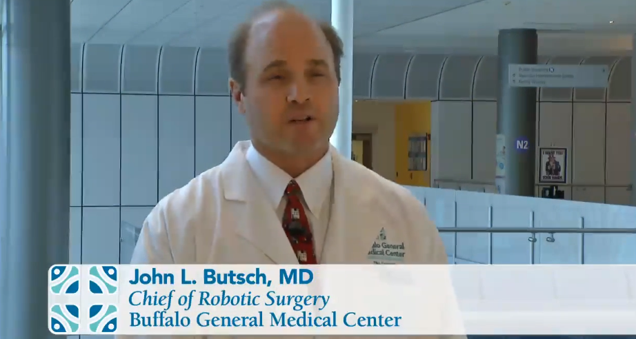 Hernia Medical Minute with Dr. John L. Butsch
