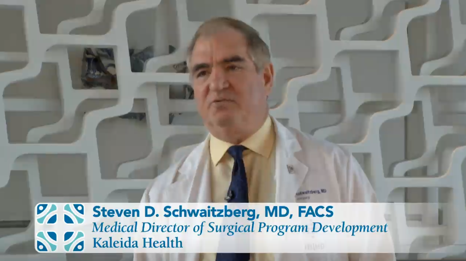 Minimally Invasive Surgery Medical Minute with Dr. Steven Schwaitzberg