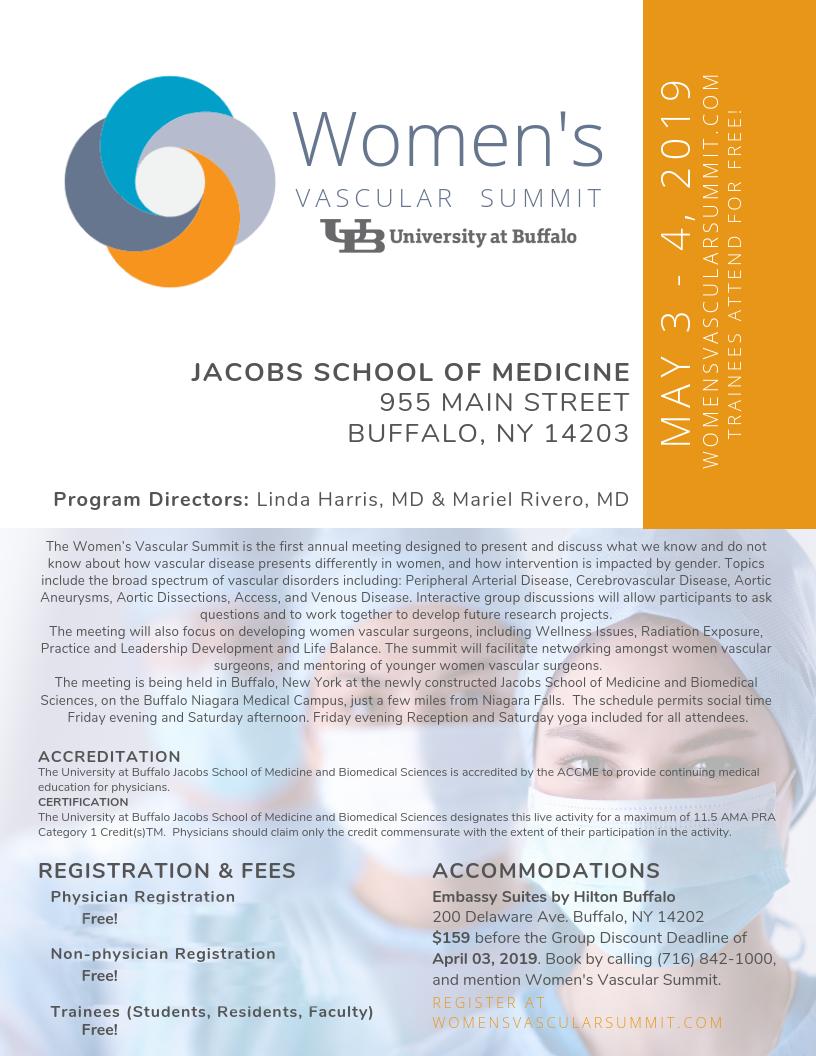 Women's Vascular Summit 2019