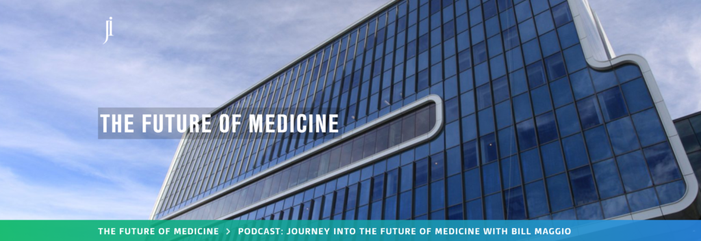 Schwaitzberg shares Future of Medicine insights with Jacobs Institute Podcast